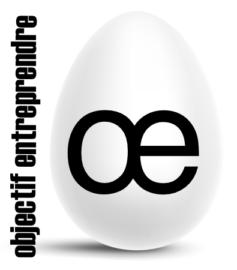 Logo de Objectif Entreprendre