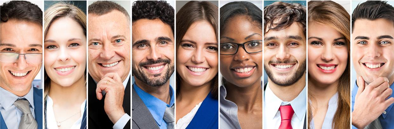 Objectif Entreprendre - Groupe de personnes